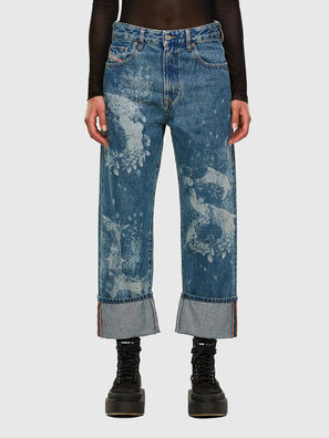 D-Reggy 0079H, Medium blue - Jeans