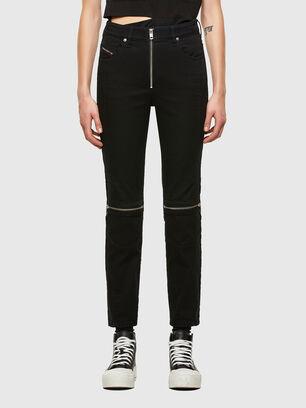D-Joy 0688H, Black/Dark grey - Jeans
