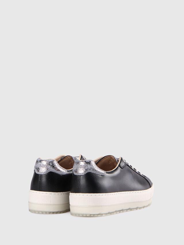 Diesel - S- ANDYES W, Black/Grey - Sneakers - Image 3