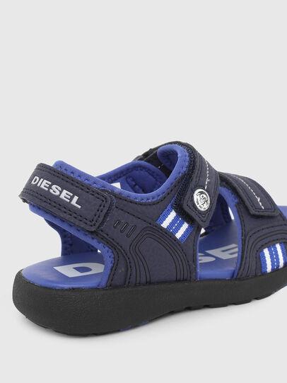 Diesel - S-ANDAL YO, Blue - Footwear - Image 4