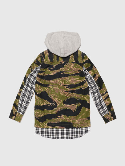 Diesel - CKUTUZOV OVER, Military Green - Shirts - Image 2
