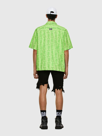 Diesel - S-ROHAD-C, Green - Shirts - Image 5