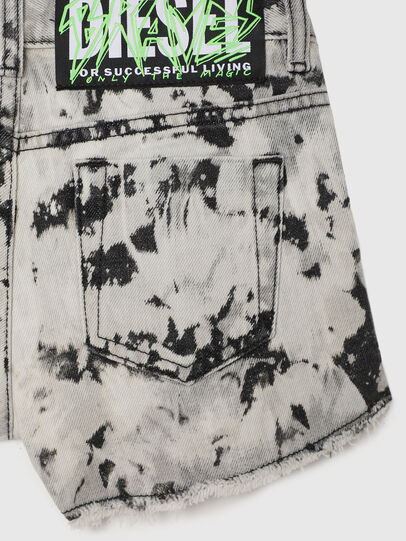 Diesel - PRIFTY, White/Black - Shorts - Image 4