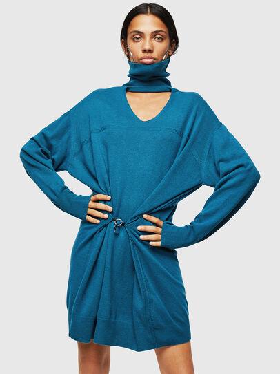 Diesel - M-LILIA, Blue Marine - Dresses - Image 5