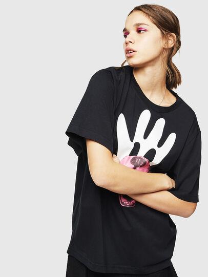 Diesel - T-JUSTINA,  - T-Shirts - Image 1