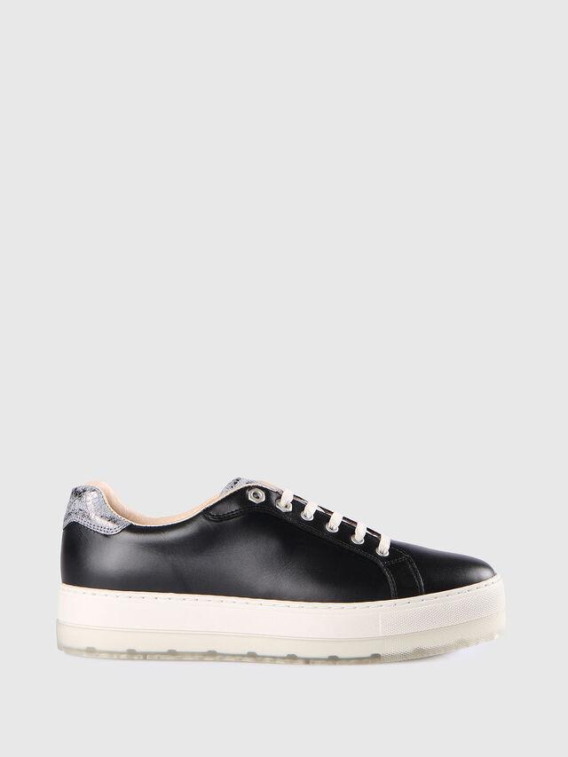 Diesel - S- ANDYES W, Black/Grey - Sneakers - Image 1