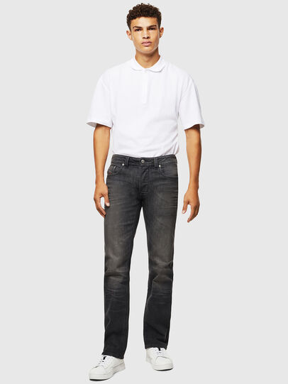 Diesel - Larkee C82AT, Black/Dark grey - Jeans - Image 5
