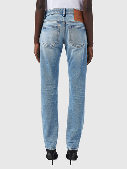 Diesel - D-Lyla 09B14, Light Blue - Jeans - Image 2