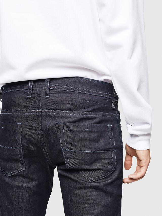 Diesel - Thommer 084HN, Dark Blue - Jeans - Image 4