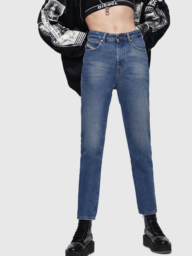 D-Eiselle 0076X, Medium blue - Jeans