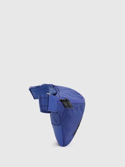 Diesel - F-SUSE BELT DZ, Blue - Belt bags - Image 3