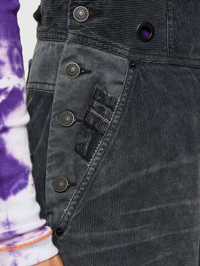 Diesel - P-KIRITE, Black - Pants - Image 4