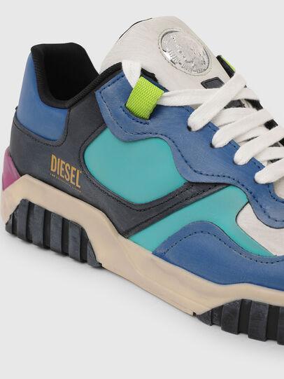 Diesel - S-RUA LOW SK, Blue - Sneakers - Image 4