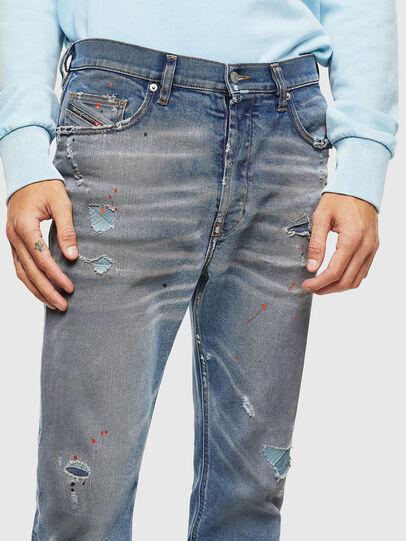 Diesel - D-Eetar 009BN, Medium blue - Jeans - Image 3