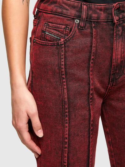 Diesel - D-Joy 009RJ, Red - Jeans - Image 3