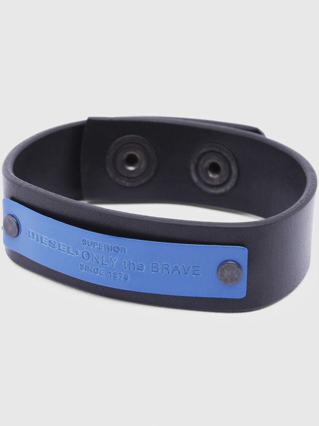 Diesel - A-BRESS, Black/Blue - Bijoux and Gadgets - Image 2