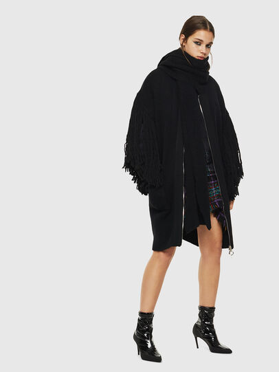 Diesel - M-BOU-B, Black - Winter Jackets - Image 6
