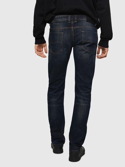 Diesel - Safado 0890Z, Dark Blue - Jeans - Image 2