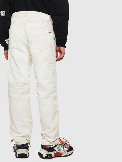Diesel - D-Macs 009BA, White - Jeans - Image 2