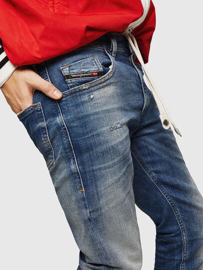 Diesel - Thommer JoggJeans 0870M, Medium blue - Jeans - Image 3