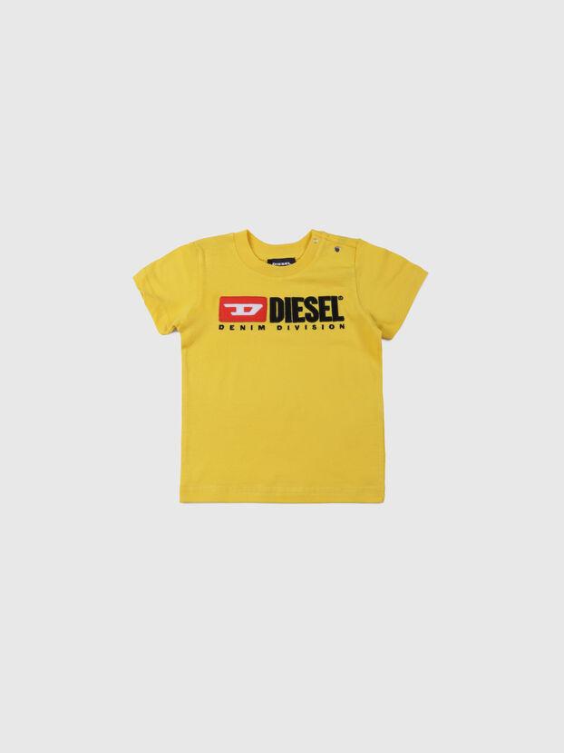 TJUSTDIVISIONB, Yellow - T-shirts and Tops