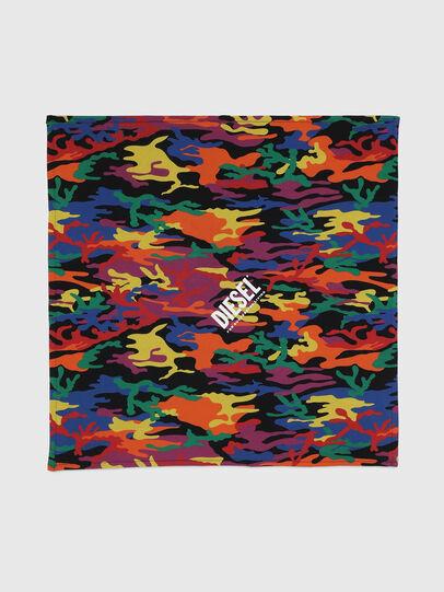 Diesel - BMB-BANDANA-P, Multicolor - Beachwear accessories - Image 1