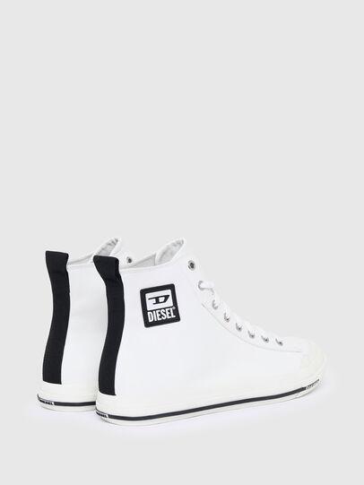 Diesel - S-ASTICO MID CUT, White - Sneakers - Image 3
