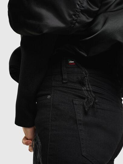 Diesel - Slandy 069KX, Black/Dark grey - Jeans - Image 6