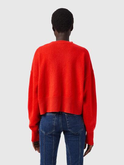 Diesel - M-IDAHI, Orange - Knitwear - Image 2
