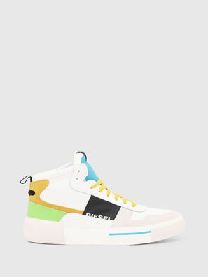 S-DESE MG MID, White - Sneakers