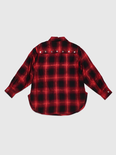 Diesel - CSUNNYA, Red/Black - Shirts - Image 2