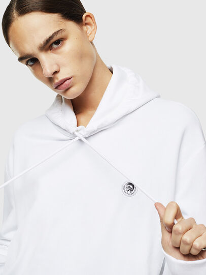 Diesel - S-AFTER, White - Sweaters - Image 6