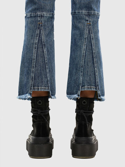 Diesel - D-Earlie 0098W, Medium blue - Jeans - Image 5