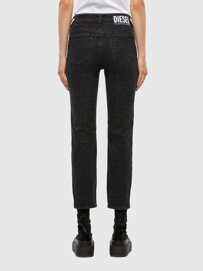 Diesel - D-Joy 009KY, Black/Dark grey - Jeans - Image 2