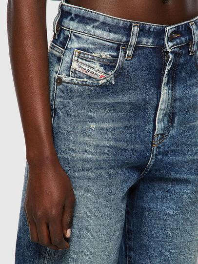 Diesel - DE-LILY-SP, Medium blue - Shorts - Image 4