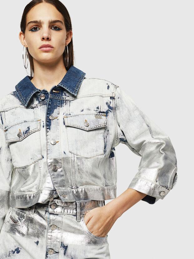 DE-CATE, Light Blue - Denim Jackets