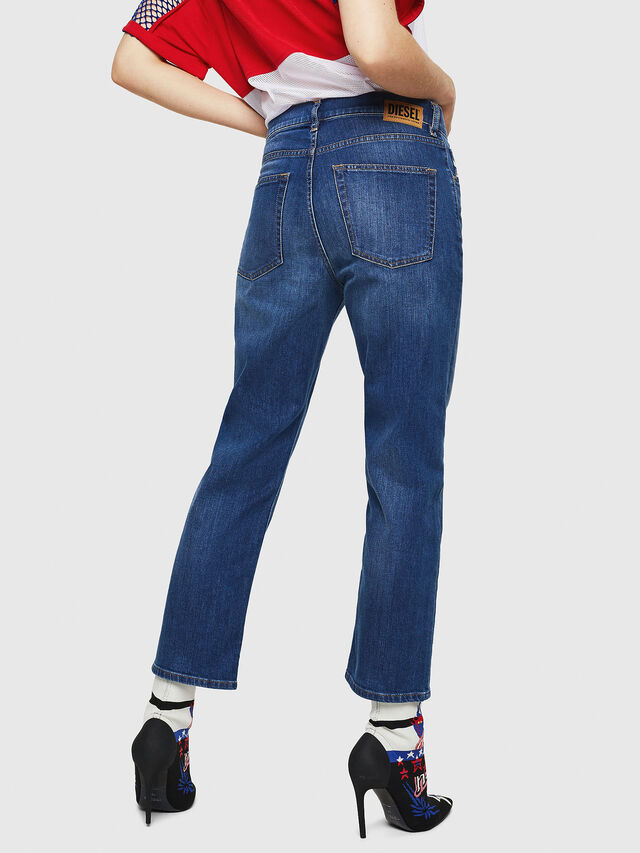 Diesel - Aryel 082AZ, Medium blue - Jeans - Image 2