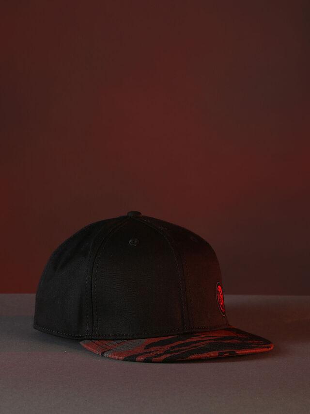 DVL-CAP-SPECIAL COLLECTION, Black