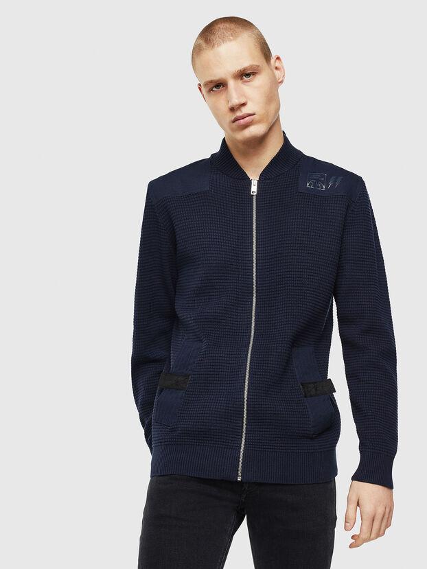 K-PROXTER, Blue - Knitwear