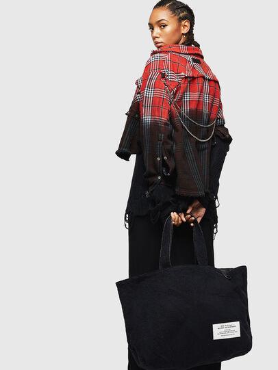 Diesel - D-THISBAG SHOPPER L,  - Shopping and Shoulder Bags - Image 7