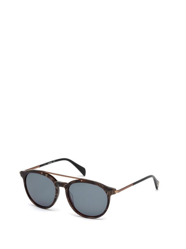 Diesel - DM0188, Brown - Eyewear - Image 4