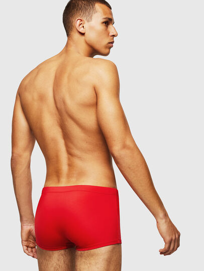Diesel - BMBX-HERO, Red - Swim trunks - Image 2