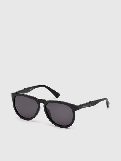Diesel - DL0272, Black - Kid Eyewear - Image 2