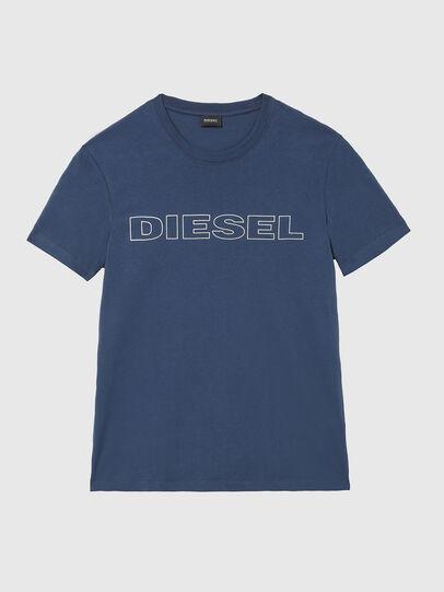 Diesel - UMLT-JAKE, Night Blue - T-Shirts - Image 1