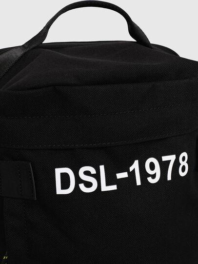 Diesel - PIEVE, Black - Backpacks - Image 6