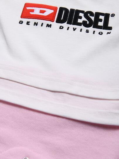 Diesel - JENGYDIV-NB, White/Pink - Jumpsuits - Image 3