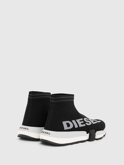 Diesel - H-PADOLA MID SOCK W, Black - Sneakers - Image 3