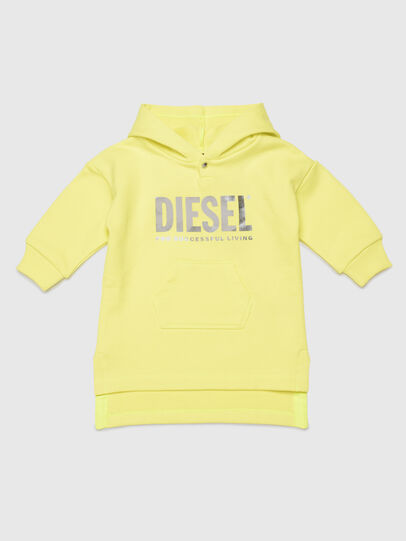 Diesel - DILSETB, Yellow - Dresses - Image 1