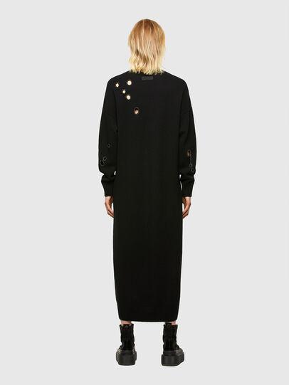 Diesel - M-EMERALD, Black - Dresses - Image 2