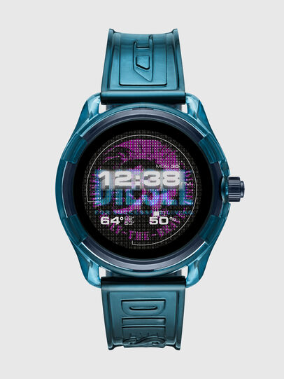 Diesel - DT2020, Blue - Smartwatches - Image 1